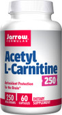 Acetyl L-Carnitine 250 mg 60 Caps, Jarrow