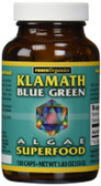 Power Organics Algae Superfood Klamath Blue Green 130 Caps, Klamath
