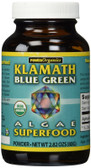 Power Organics Algae Superfood Klamath Blue Green 2.8 oz (80 g), Klamath