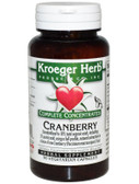 Complete Concentrates Cranberry 90 Veggie Caps, Kroeger Herb Co