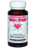 Men's Special 100 Veggie Caps, Kroeger Herb Co