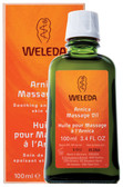 Weleda Arnica Massage Oil 3.4 oz, Soothing