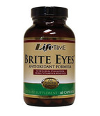 Brite Eyes Antioxidant Formula 60 Caps, Life Time