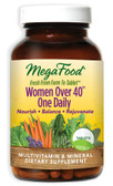 Women Over 40 One Daily 30 Tabs, MegaFood