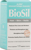 BioSil ch-OSA Advanced Collagen Generator 120 Veggie Caps, Natural Factors
