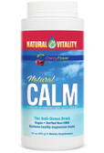 Natural Calm The Anti-Stress Drink Cherry Flavor 16 oz (453 g), Natural Vitality