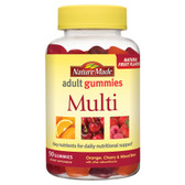Adult Gummies Multi 90 Gummies, Nature Made