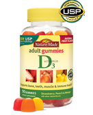 Adult Gummies Vitamin D3 90 Gummies, Nature Made