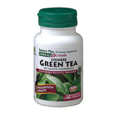 Herbal Actives Chinese Green Tea 400 mg 60 Veggie Caps, Nature's Plus