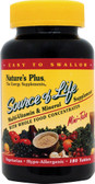 Source of Life Multi-Vitamin & Mineral Supplement 180 Tabs, Nature's Plus