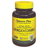 Ginkgo-Combo 90 Veggie Caps, Nature's Plus