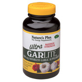 Ultra Maximum Strength GarLite 1000 mg 90 Tabs, Nature's Plus