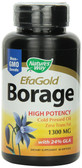 EFAGold Borage 1300 mg 60 sGels, Nature's Way
