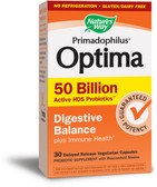 Primadophilus Optima Digestive Balance 50 Billion 30 Delayed Release Veggie Caps, Nature's Way
