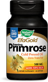 EfaGold Evening Primrose 500 mg 100 sGels, Nature's Way