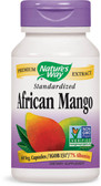 African Mango Standardized 60 Vcaps, Nature's Way