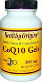 CoQ10 200 mg 60 Softgels, Healthy Origins