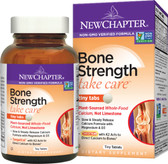 Take Care Bone Strength 240 Tiny Tabs, New Chapter