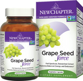 Grape Seed Force 30 Veggie Caps, New Chapter