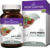 40+ Every Man's One Daily Multi 48 Tabs, New Chapter