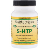 5-HTP 100 mg 120 Caps, Healthy Origins