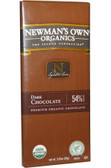 Dark Chocolate Bar 3.25 oz (92 g), Newman's Own Organics