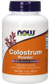 Colostrum 100% Pure Powder 3 oz (85 g), Now Foods