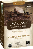 Organic Chocolate Pu-Erh 16Tea Bags 1.24 oz (35.2 g), Numi Tea