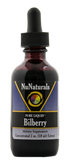 Pure Liquid Bilberry 2 oz (59 ml), NuNaturals
