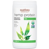 Organic Superfood Hemp Protein 15 G 16 oz (454 g), Nutiva