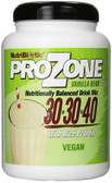 Prozone Nutritionally Balanced Drink Mix Vanilla Bean 22.5 oz (637.5 g), NutriBiotic