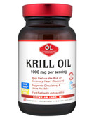 Krill Oil 1000 mg 60 sGels, Olympian Labs