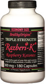 Raspberry Ketones Razberi-K 300 mg 180 Caps Healthy Origins, Healthy Weight