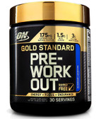 Gold Standard Pre-Workout Blueberry Lemonade 10.58 oz (300 g), Optimum Nutrition
