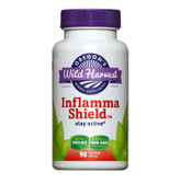 Inflamma Shield 90 Non-GMO Veggie Caps, Oregon's Wild Harvest