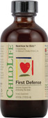 First Defense 4 oz Childlife, Immune Strength