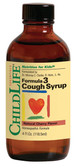 Formula 3 Cough Syrup 4 oz Childlife