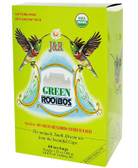 Organic Green Rooibos Caffeine-Free 40 Tea Bags 3.53 oz (100 g), Port Trading Co
