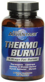 Thermo Burn II 5-Stage Fat Burner 90 Caps, Pure Advantage