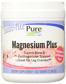 Ionic-Fizz Magnesium Plus Raspberry Lemonade Flavor 12.06 oz (342 g), Pure Essence