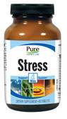Stress 4 Way Support System 60 Tabs, Pure Essence