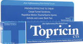 Topricin Cream 2 oz Topical Biomedics, Arthritis, Joints, Homeopathic Pain Relief