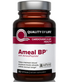 Ameal BP Cardiovascular Health 30 Caps, Quality of Life Labs
