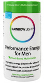 Performance Energy for Men Food-Based Multivitamin 90 Tabs, Rainbow Light