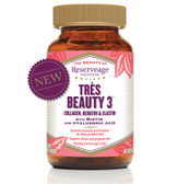 Tres Beauty 3 90Caps, ReserveAge Nutrition