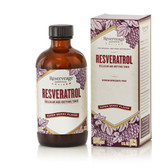 Resveratrol Cellular Age-Defying Super Berry Flavor 5 oz (148 ml), ReserveAge Nutrition