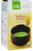 Organic Matcha Green Tea Teahouse Matcha 0.70 oz (20 g), Rishi Tea