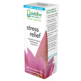 Cell Salts + Flower Essences Stress Relief 1 oz (29.6 ml), Siddatech
