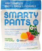 Adult Complete All-In-One Gummy Goodness 15 Packs 6 Gummies Per Pack, SmartyPants