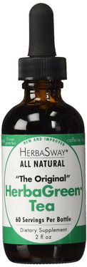 Herba Green Tea 2 oz Herbasway Lab